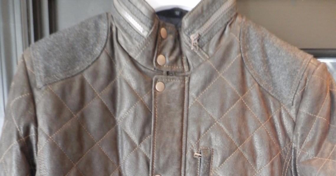 Woody's Mens Shop - Kapraun Quilted Coat